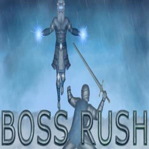 Boss Rush Mythology
