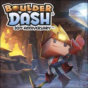 Boulder Dash 30th Anniversary Key Kaufen Preisvergleich