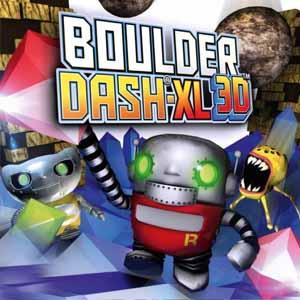 Boulder Dash-XL 3D Nintendo 3DS Download Code im Preisvergleich kaufen