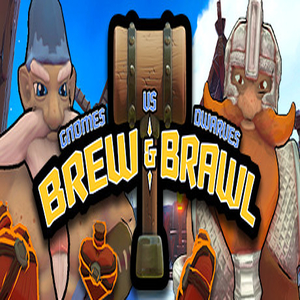 Brew & Brawl Gnomes vs. Dwarves