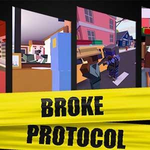 BROKE PROTOCOL Online City RPG
