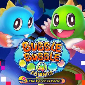 Kaufe Bubble Bobble 4 Friends The Baron Is Back PS4 Preisvergleich