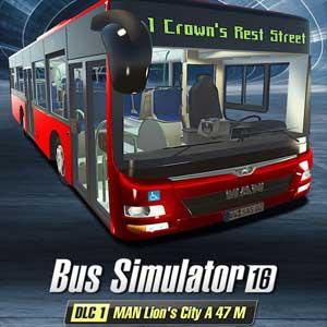Bus Simulator 16 MAN Lions City A47 M Key Kaufen Preisvergleich