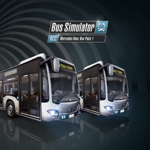 Bus Simulator Mercedes-Benz Bus Pack 1