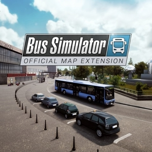 Bus Simulator Official Map Extension