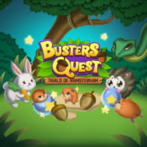 Busters Quest Trials Of Hamsterdam