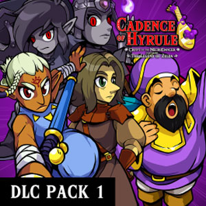 Cadence of Hyrule Crypt of the NecroDancer Featuring The Legend of Zelda Pack 1