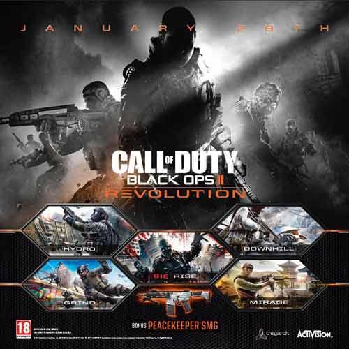 COD Black Ops 2 dlc Revolution CD Key kaufen - Preisvergleich