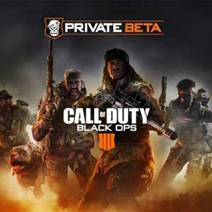 Call of Duty Black Ops 4 Beta