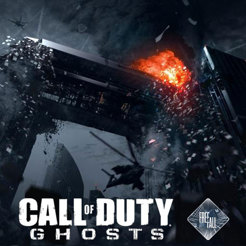 Call Of Duty Ghosts Free Fall
