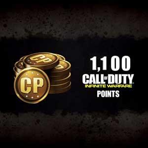 Call of Duty Infinite Warfare 1100 Punkte