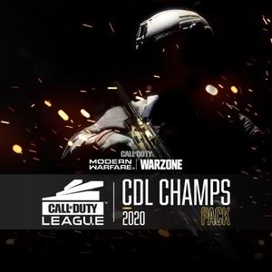 Call of Duty Modern Warfare CDL Champs 2020 Pack