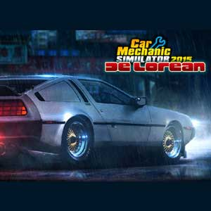 Car Mechanic Simulator 2015 DeLorean Key Kaufen Preisvergleich