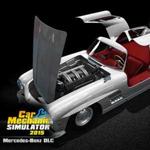 Car Mechanic Simulator 2015 Mercedes-Benz