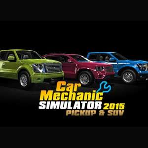 Car Mechanic Simulator 2015 PickUp and SUV Key Kaufen Preisvergleich