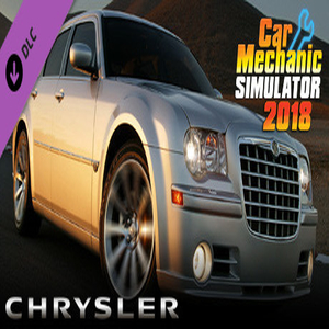 Car Mechanic Simulator 2018 Chrysler DLC