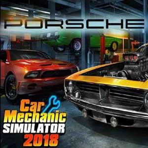 Car Mechanic Simulator 2018 Porsche