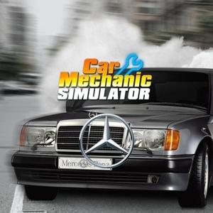 Car Mechanic Simulator Mercedes-Benz DLC