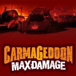 Carmageddon Max Damage PS4 Code Kaufen Preisvergleich