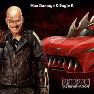 Carmageddon Reincarnation Red Eagle Car Model Key Kaufen Preisvergleich