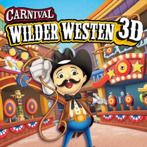 Carnival Wilder Westen 3D Nintendo 3DS Download Code im Preisvergleich kaufen