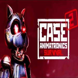 CASE 2 Animatronics Survival