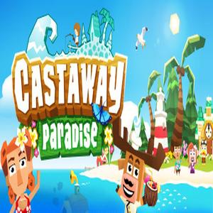 Castaway Paradise Town Building Sim
