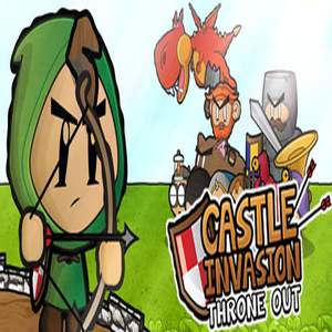 Castle Invasion Throne Out