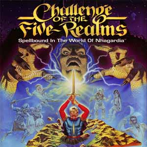 Challenge of the Five Realms Spellbound in the World of Nhagardia Key Kaufen Preisvergleich