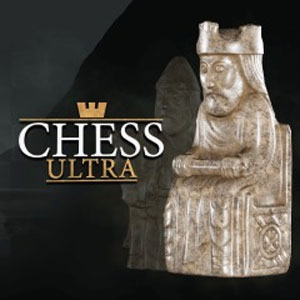 Chess Ultra Isle of Lewis Chess Set