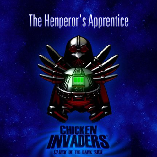 Chicken Invaders 5 Cluck of the Dark Side