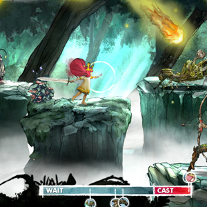 Child of Light Schlacht