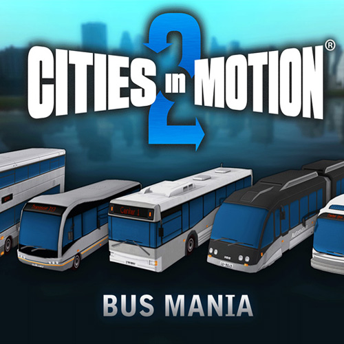 Cities in Motion 2 Bus Mania Key Kaufen Preisvergleich