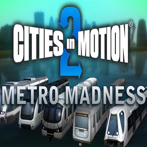 Cities in Motion 2 Metro Madness Key Kaufen Preisvergleich