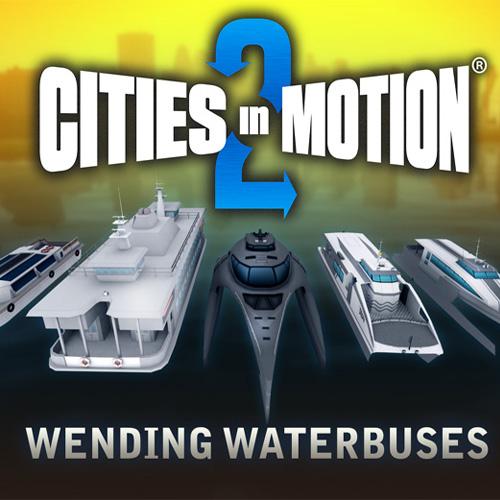 Cities in Motion 2 Wending Waterbuses Key Kaufen Preisvergleich