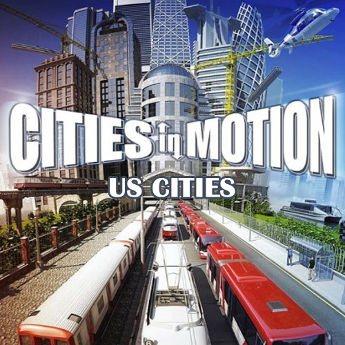 Cities in Motion US Cities Key Kaufen Preisvergleich