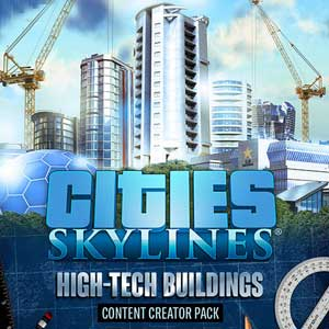 Cities Skylines Content Creator Pack High-Tech Buildings Key Kaufen Preisvergleich