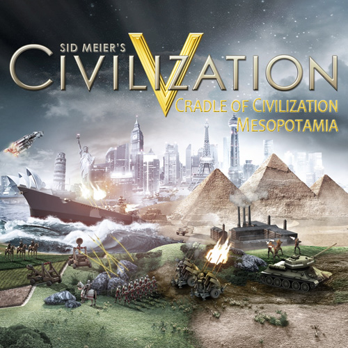 Civilization 5 Cradle of Civilization Mesopotamia Key Kaufen Preisvergleich