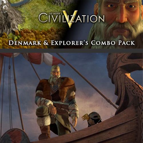 Civilization 5 Denmark and Explorers Combo Pack Key Kaufen Preisvergleich