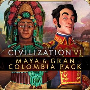 Civilization 6 Maya & Gran Colombia Pack