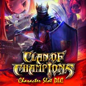 Clan of Champions Character Slot