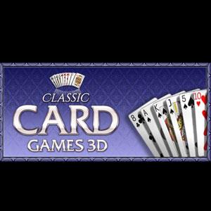 Classic Card Games 3D
