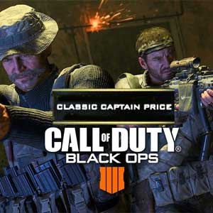 COD Black Ops 4 Captain Price