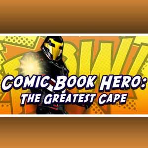 Comic Book Hero The Greatest Cape Key Kaufen Preisvergleich