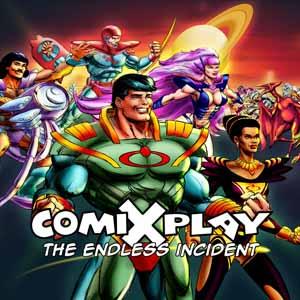 ComixPlay #1 The Endless Incident Key Kaufen Preisvergleich
