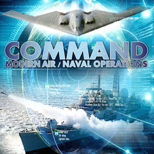 Command Modern Air / Naval Operations WOTY