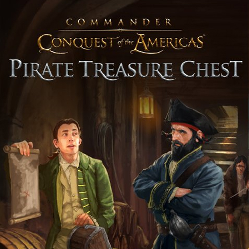 Commander Conquest of the Americas Pirate Treasure Chest Key Kaufen Preisvergleich