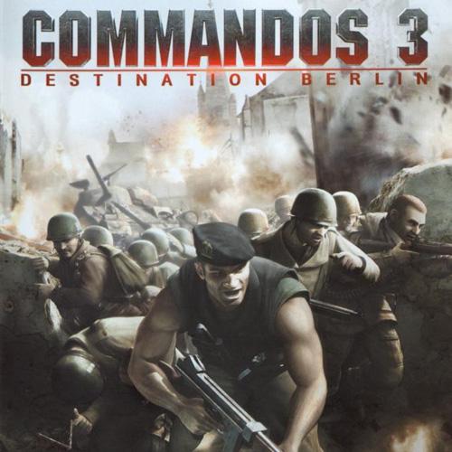 Commandos 3 Destination Berlin Key Kaufen Preisvergleich