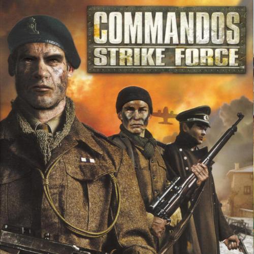 Commandos Strike Force Key Kaufen Preisvergleich