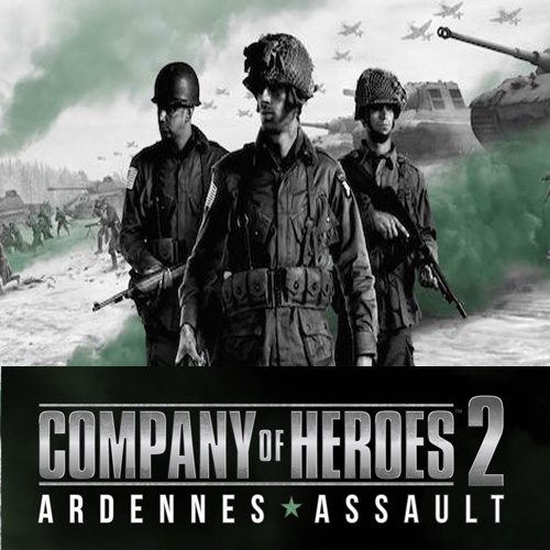 Company of Heroes 2 Ardennes Assault Fox Company Rangers